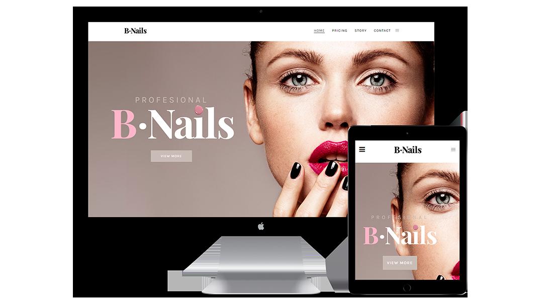 Diseño web estetica