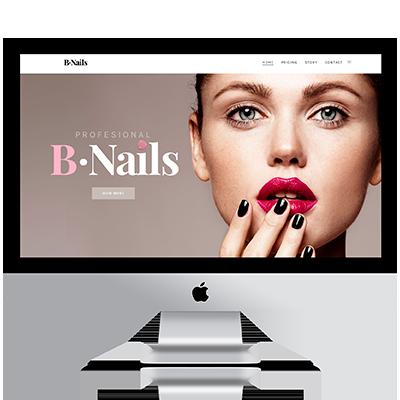 Diseño web estética