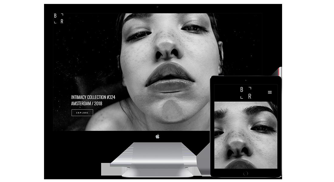 Diseño web para fotógrafos