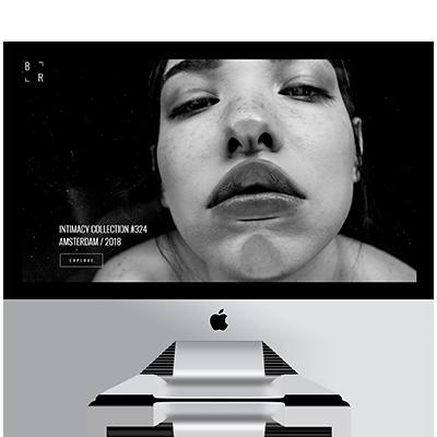 Diseño web fotógrafos
